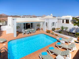 5 bedroom Villa in Puerto del Carmen, Canary Islands, Spain : ref 5455518