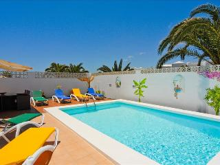 Great 3 bed villa in Costa Teguise Ref LVC198926