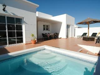 3 bedroom Villa in Costa Teguise, Canary Islands, Spain : ref 5456763