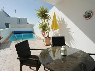 Marina Rubicon Villa, Private Pool. WiFi, Near Playa Dorada Beach  LVC207963