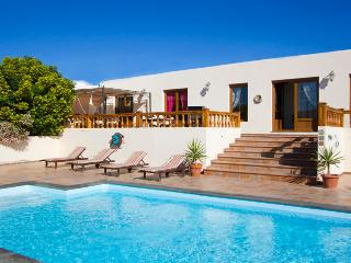 4 bedroom Villa in Nazaret, Canary Islands, Spain : ref 5455560