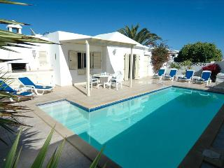 Great 3 Bedroom Villa in flat area of Puerto Del Carmen  LVC212405