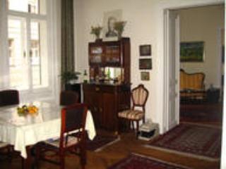 Biedermeierwohnung Belvedereviertel, Viena