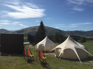 Tussock Country Glamping
