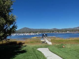 ON THE LAKE*$99 SPECIAL* Boat Dock, Big Bear Lake