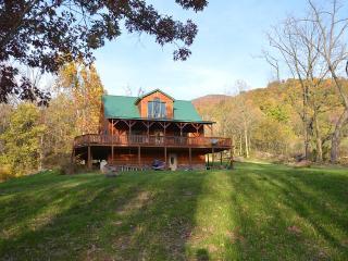 Lazy Bear Lodge VA :)