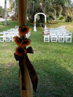 11 acres to choose for your private event