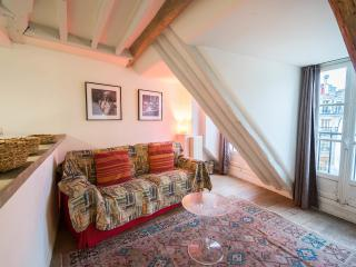 1 Bedroom Apartment in Montmartre