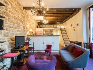 Nice apartement, 50m2, Place des Vosges, Marais, Paris