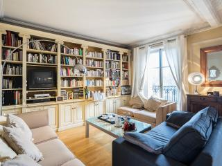 Vue incroyable calme à Montmartre 70 m2