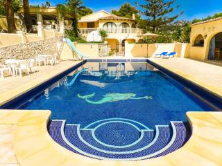 Apt. with terrace,beach Beniss, Moraira