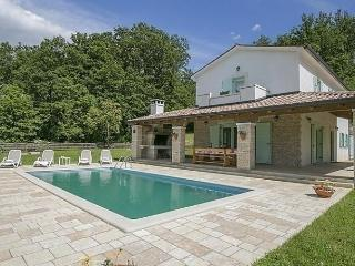 Villa Robi, Labin