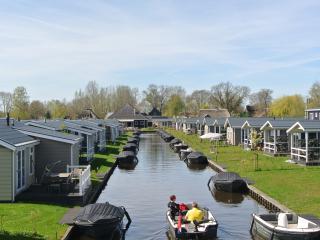 Vakantiepark Giethoorn - incl. sloep (april - okt)