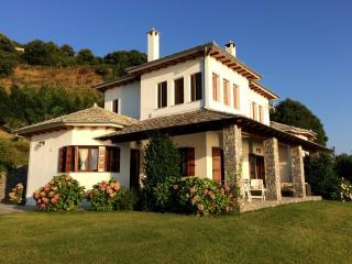 Aegean view villa Pelion