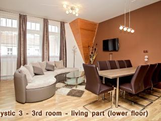 MYSTIC 3-exclusive duplex ap.120 m2, Praga