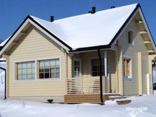 Himos Villi cottages with sauna . Lake, Golf, Ski
