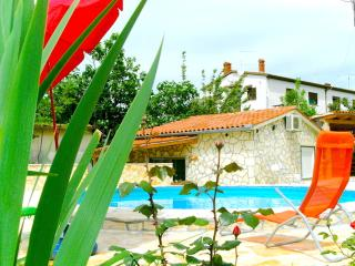 FAMILY APARTMENT WITH POOL AND TERRACE, Pula