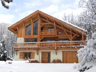 Chalet zen Arch Serre-Chevalier, La Salle les Alpes