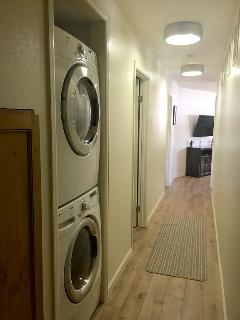 Guest washer and dryer