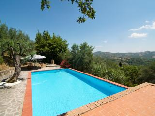 'Villa BELVEDERE' SLEEP 6/8 SPECIAL PRICES 2016, Panicale