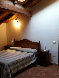 Camera da letto  appartamento Cielo