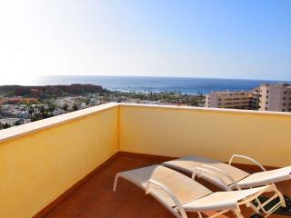 Luxury duplex with ocean view, Palm-Mar