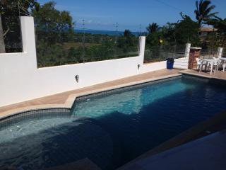 Casa nova confortável, com vista-mar, 3 quartos, Arraial d'Ajuda