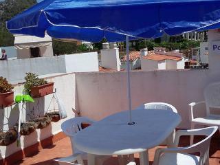 Terraza del puerto-Hermoso a 60 mts de la playa, Sitges
