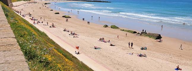 Playa de Cádiz/Cádiz Beach