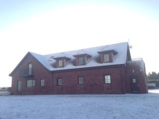 Cottages in Winter (Jan 2016)