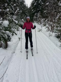 World-class X-C ski trails