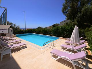 Dalkiran Apartments with sea views, A4, Kalkan