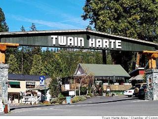 Twain Harte Sign