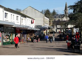 WHW Milngavie, Glasgow, Scotland