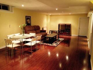 3 bdr basement apartment for rent, Toronto