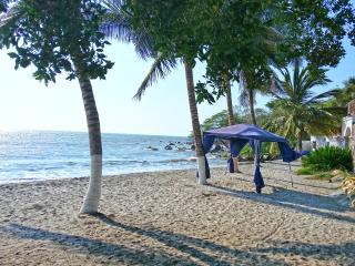 Romantic Caribbean Beach, Santa Marta