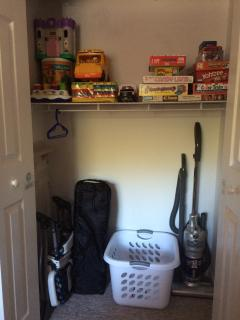 Many toys and games available