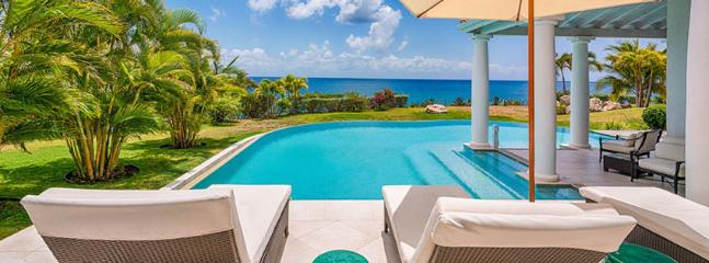 Villa Mouette 4 Bedroom SPECIAL OFFER, Mullet Bay