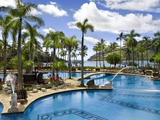 Located on the sands of Kalapaki Beach, Lihue