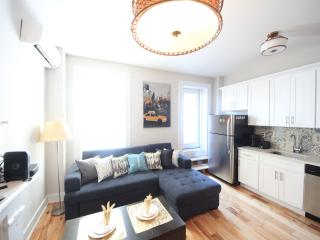 Spectacular 2BR + Deck (Sleeps 6), Brooklyn