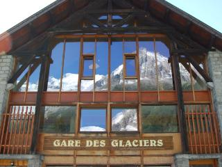 Gare Des Glaciers Grand loft ancien telepherique