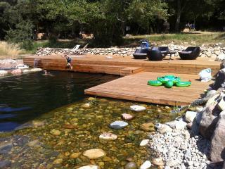 Bungalows sur 10 hectares de nature Corse, Petreto-Bicchisano