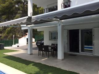 Belle villa avec piscine et vue mer Alcossebre