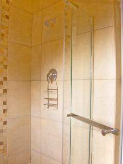 Luxury Studio 4 Glass Shower