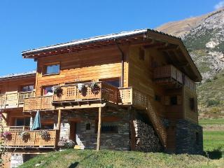 Chalet in Lanslevillard, Val Cenis area