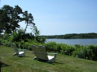 Waterfront home on cape cod, Yarmouth Port