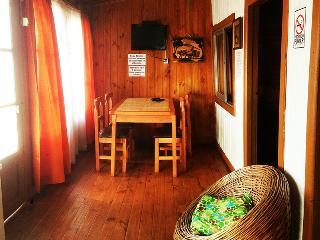 Apartamento N°6  tipo Cabana, Piscina Temperada Jaccuzzi Hidromasaje