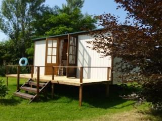 Wellaway Shepherds Hut, Devizes