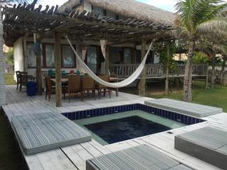 Luxury front ocean for rent and sale, Icarai de Amontada
