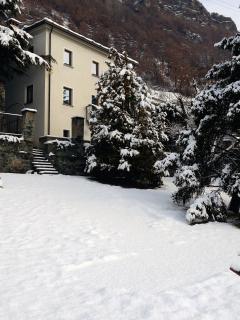 La prima neve del 2016